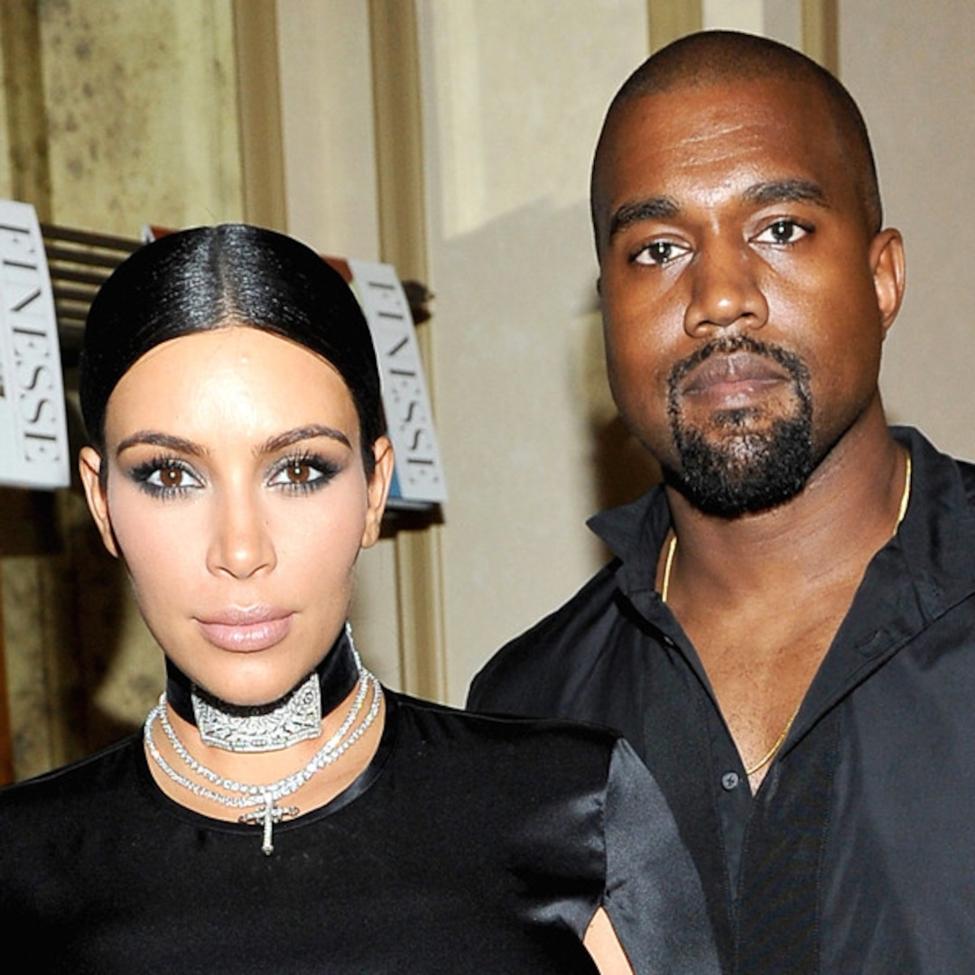 Kim Kardashian and Kanye West Do Not Have a Name Picked ...
