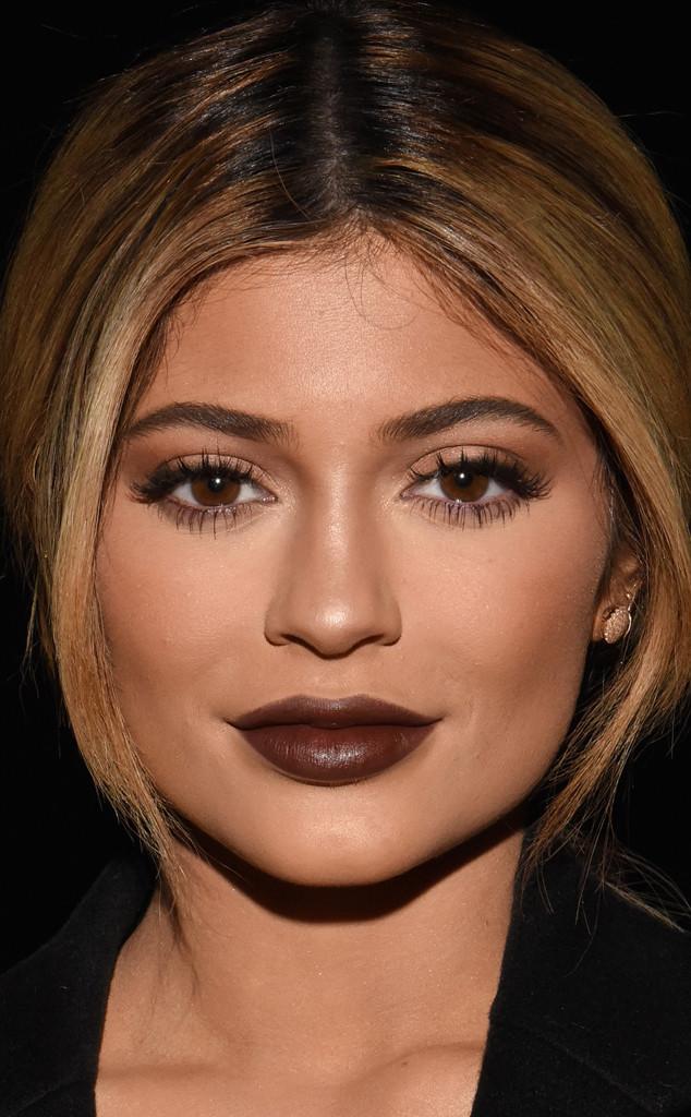 Kylie Jenner, Lips