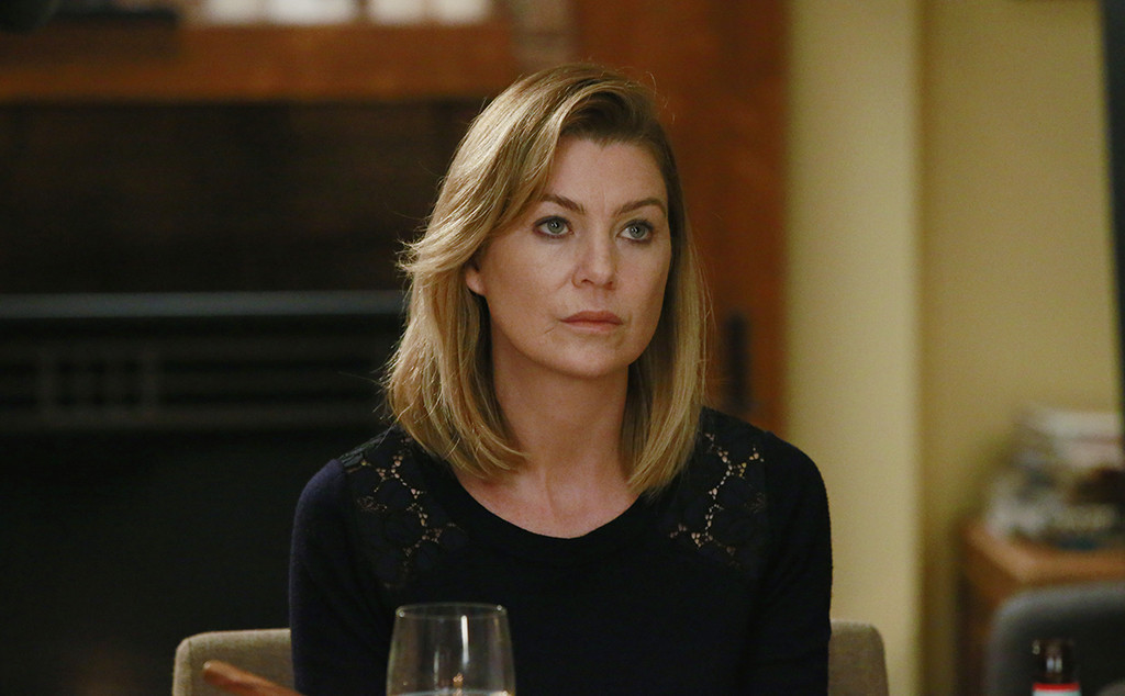 Ellen Pompeo Defends Greys Anatomys Latest Attack On Meredith E