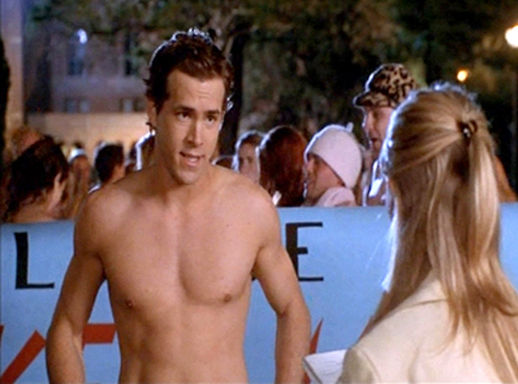 Ryan Reynolds, Van Wilder