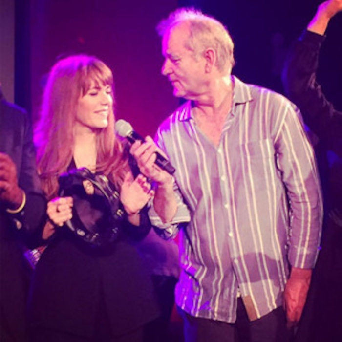 Bill Murray and Jenny Lewis Are Not Dating | E! News Deutschland