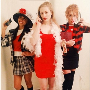 42 Halloween Costumes Every u002790s Kid Will Desperately Want to Copy This Year | E! News  sc 1 st  E! News : three girl costume ideas  - Germanpascual.Com