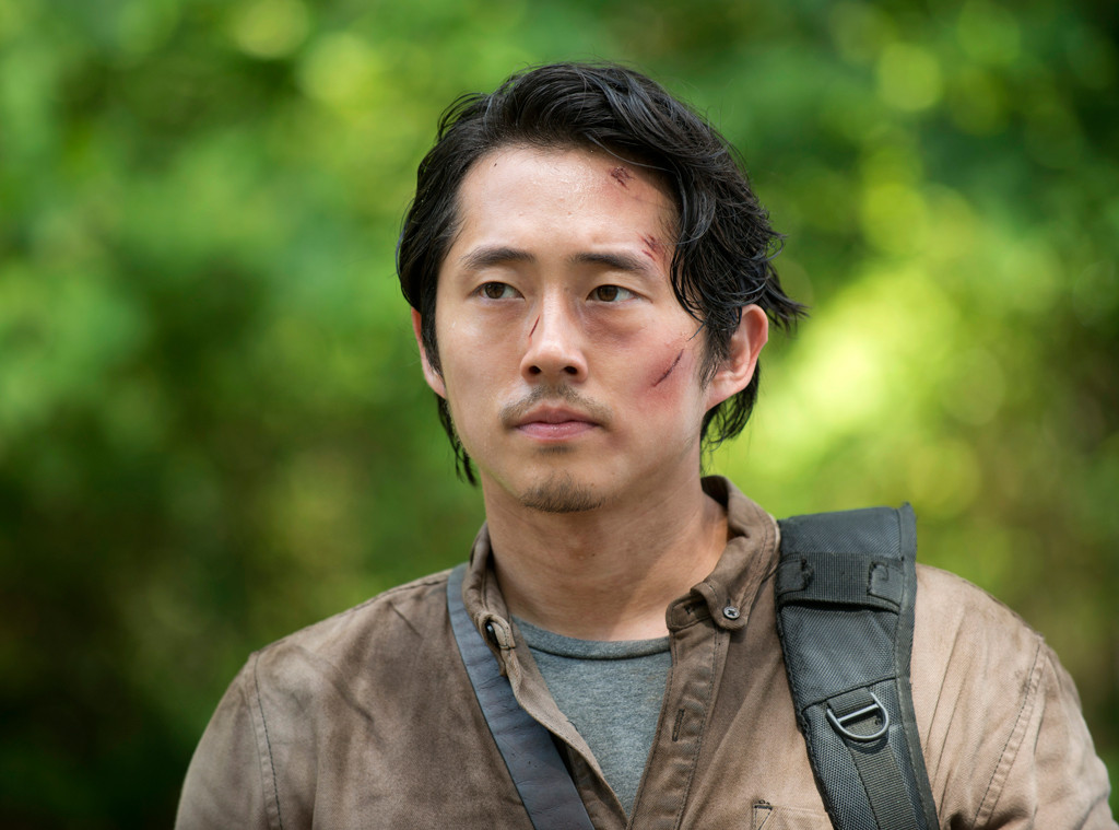 Steven Yeun, The Walking Dead