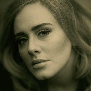 Carátulas de Adele (30 portadas)