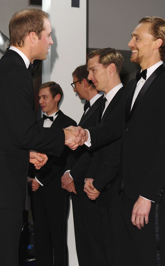 how did tom syndicate and kate meet william