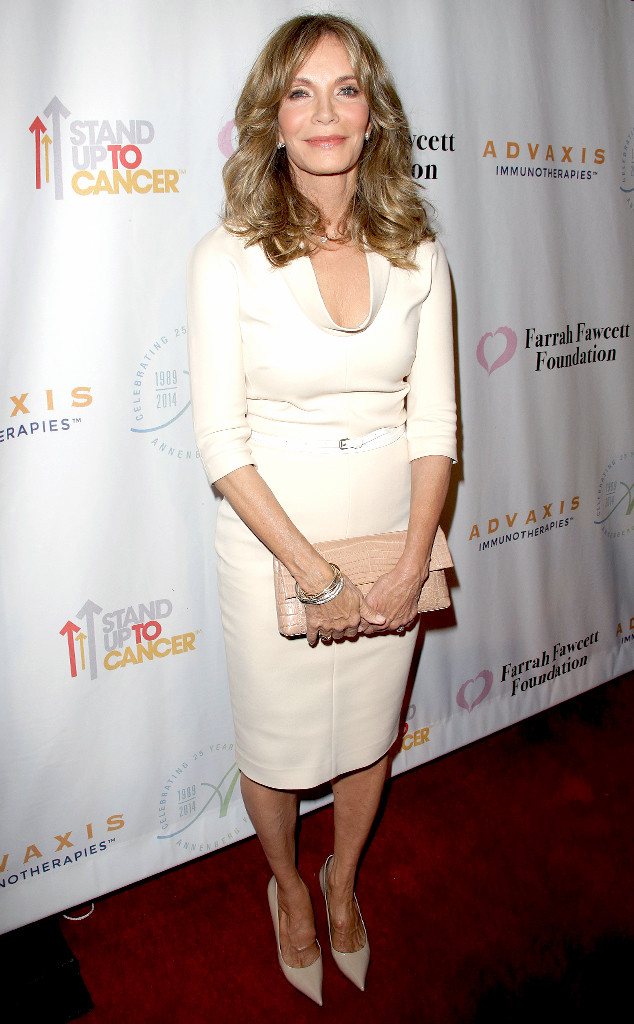 Jaclyn Smith Turns A Stunning 70 See The Charlie S Angels