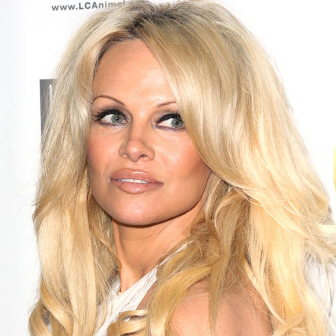 Pamela Anderson Celebrates Being Hep C Free by Sharing