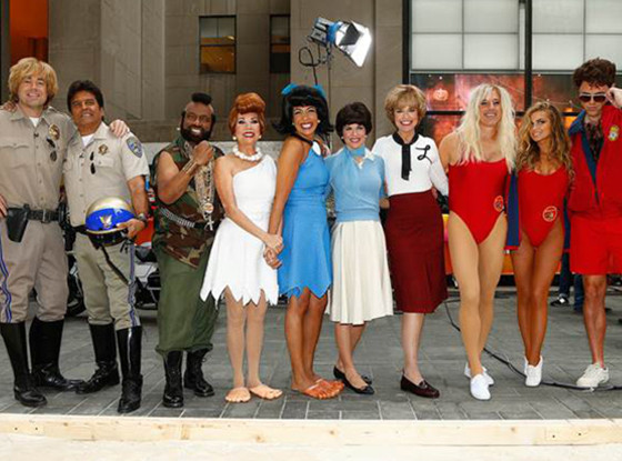 today show halloween 2013