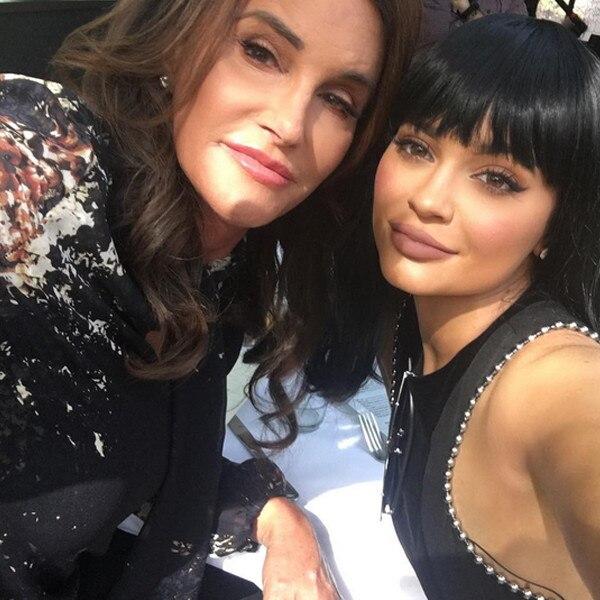 Kylie Jenner, Caitlyn Jenner, Birthday, Instagram