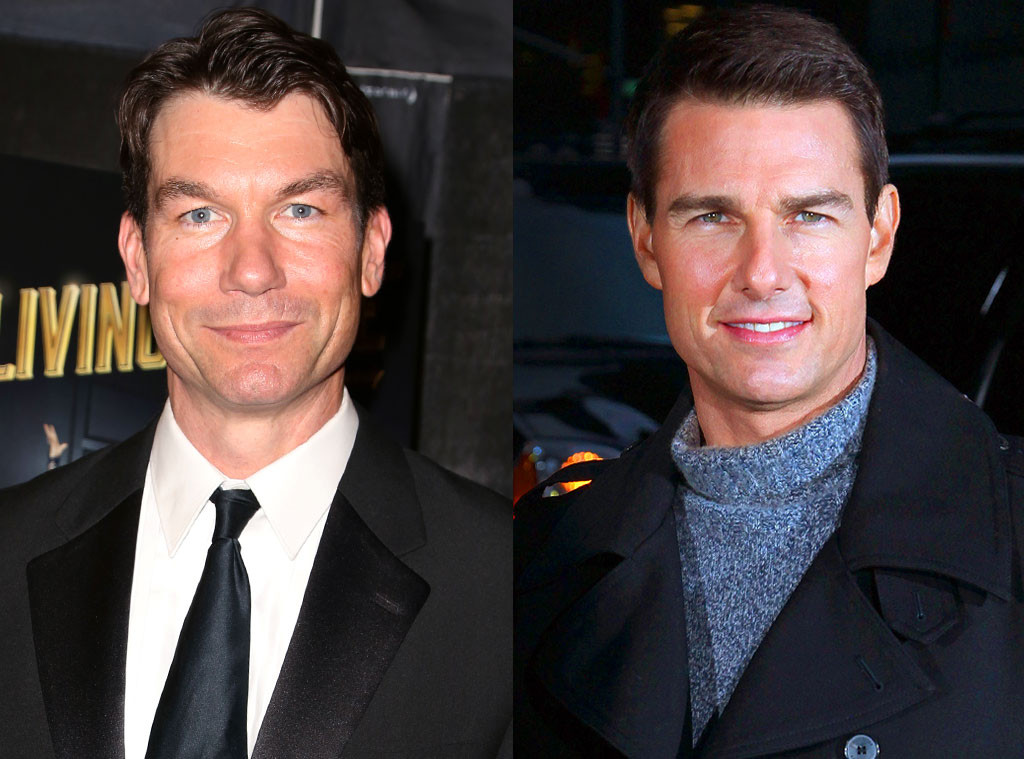 Jerry O'Connell, Tom Cruise