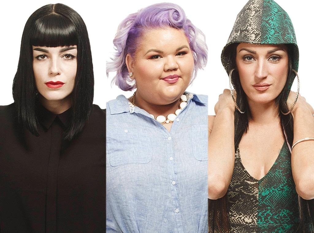 Ashley Nell Tipton, Candice Cuoco, Kelly Dempsey, Project Bravo