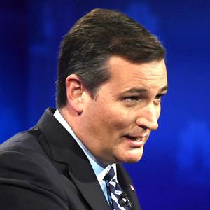 Ted Cruz, GOP Debate