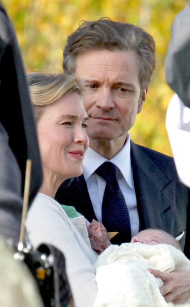 Renee Zellweger, Colin Firth