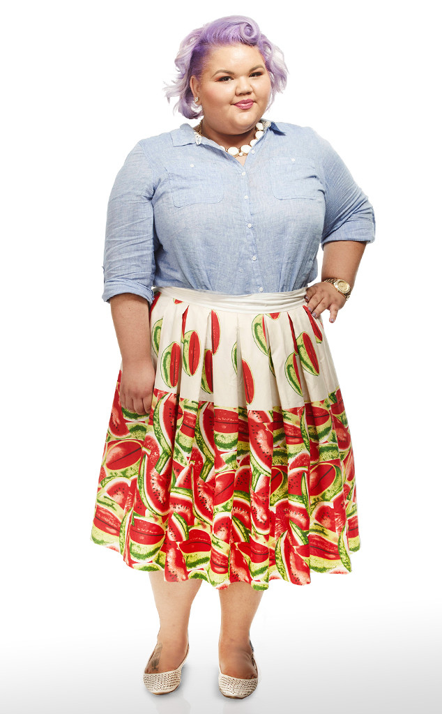 Project Runway, Ashley Nell Tipton