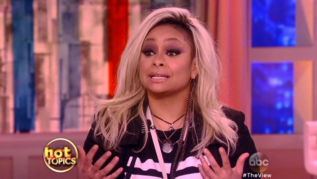 Raven-Symoné, The View