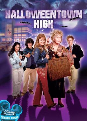 Disney Channel Halloween Movies, Halloweentown High