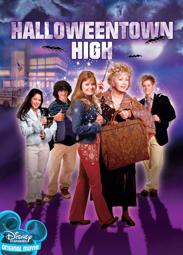 disney channel halloween movies halloweentown high