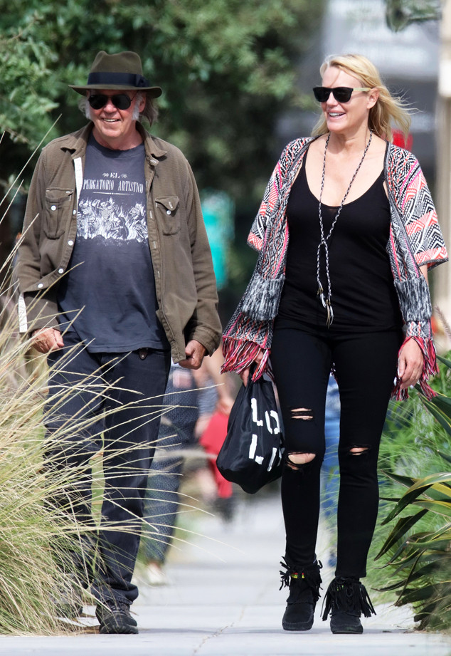 Neil Young, Daryl Hannah