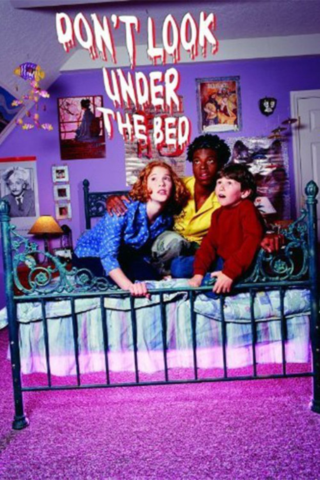 disney channel halloween movies dont look under the bed