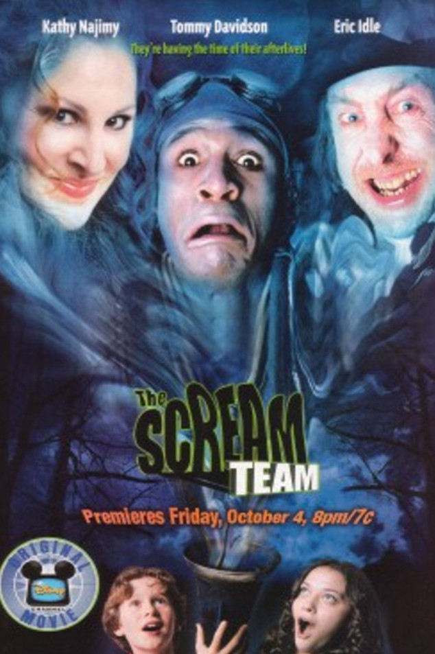 disney channel halloween movies the scream team