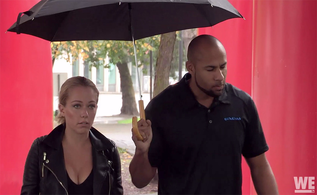 Kendra Wilkinson-Baskett, Hank Baskett, Kendra on Top