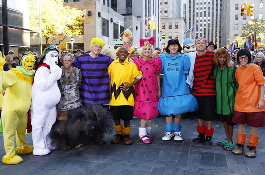 Today Show, Peanuts