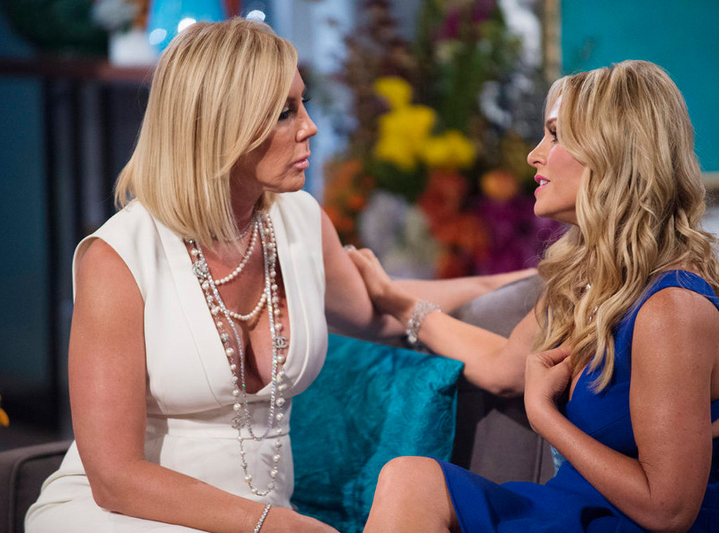 Vicki Gunvalson, Tamra Judge, Real Housewives of Orange County