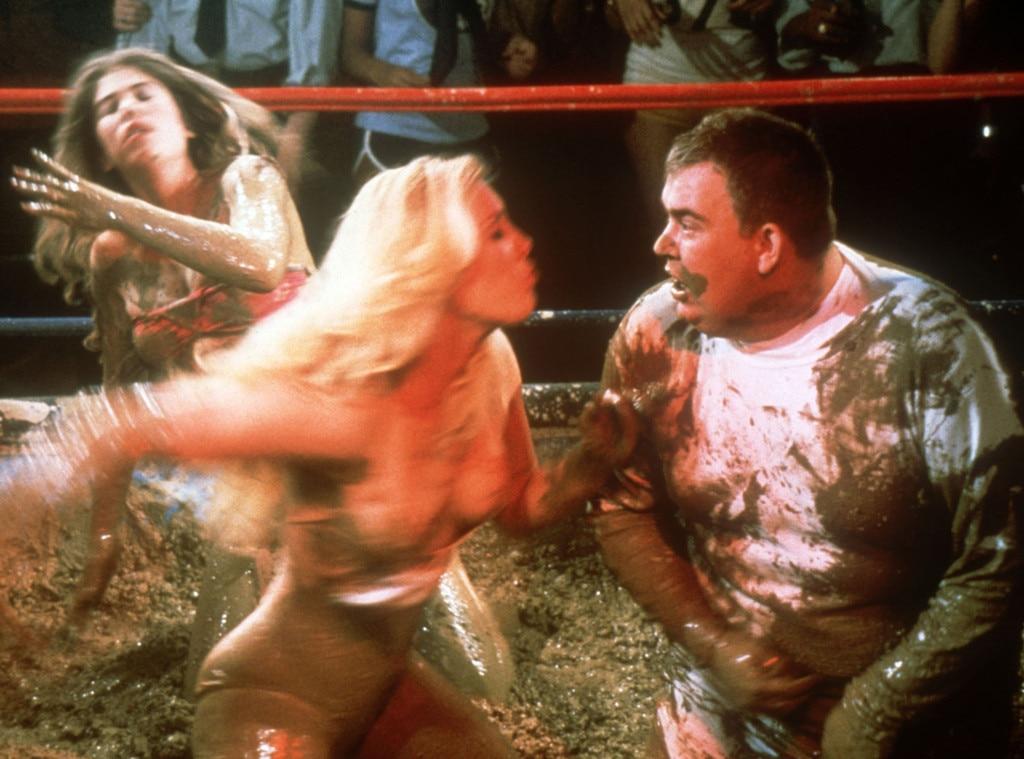 mud wrestling stripes Movie