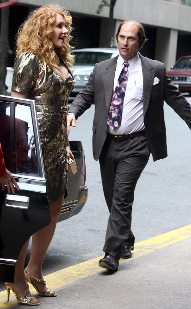 Matthew McConaughey, Bryce Dallas Howard