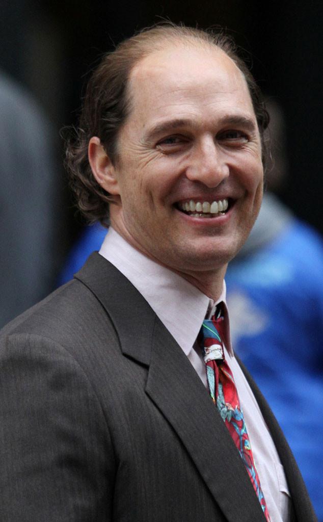 Matthew McConaughey Lo...