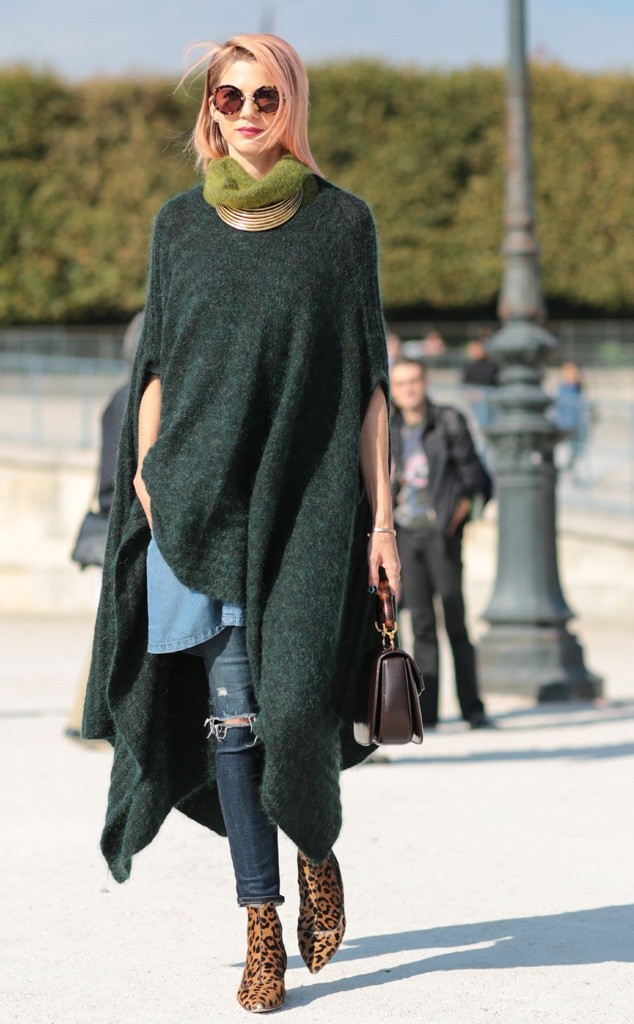 Samantha Angelo From Street Style At Paris Fashion Week