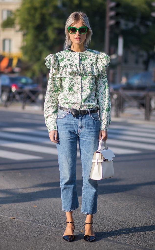 Street Style, Paris Fashion Week, Linda Tol