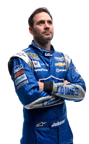 Hottest Drivers in NASCAR, Jimmie Johnson