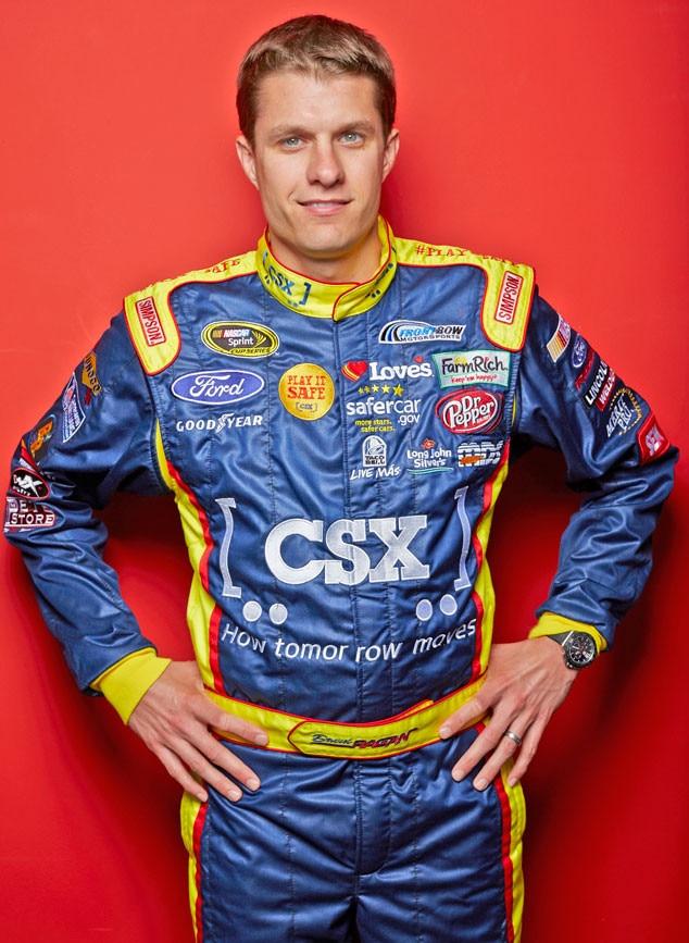 Hottest Drivers in NASCAR, David Ragan