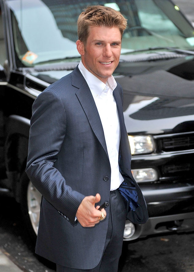 Hottest Drivers in NASCAR, Jamie McMurray