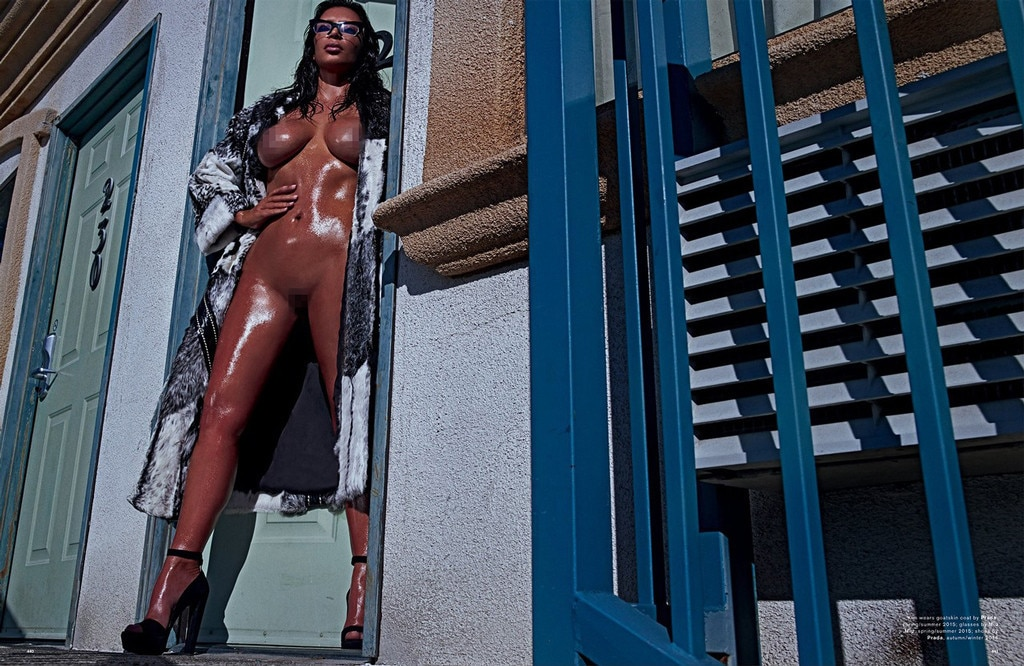 Kim Kardashian, LOVE