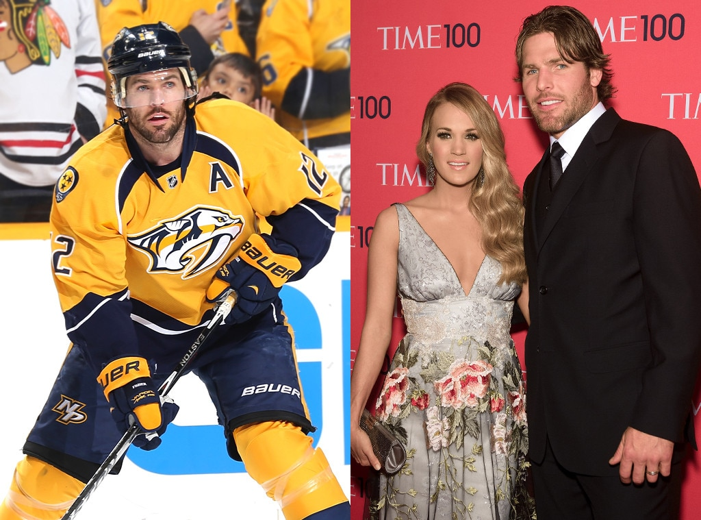 Mike Fisher, Hot NHL Players