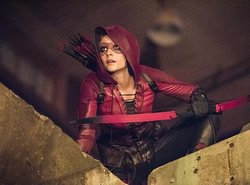 Arrow, Speedy, Willa Holland