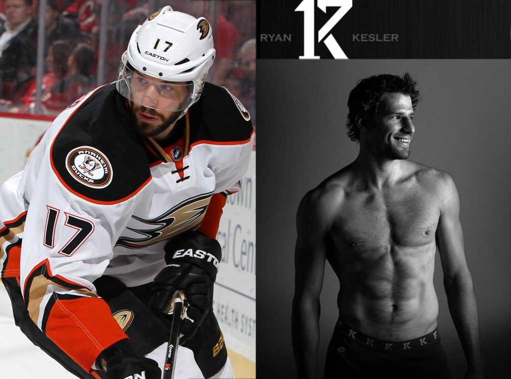 Ryan Kesler From Hot Hockey Players Hunks Of The Nhl E News