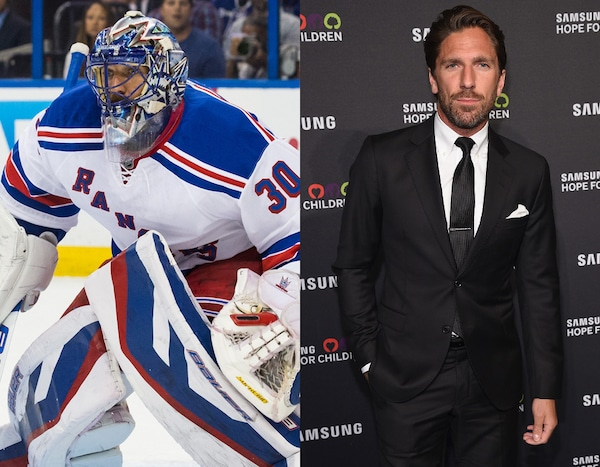 Henrik Lundqvist From Hot Hockey Players Hunks Of The Nhl E News