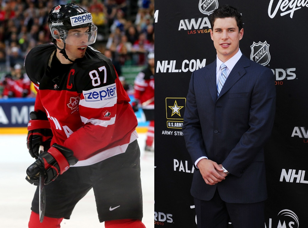 Sidney Crosby From Hot Hockey Players Hunks Of The Nhl -4656