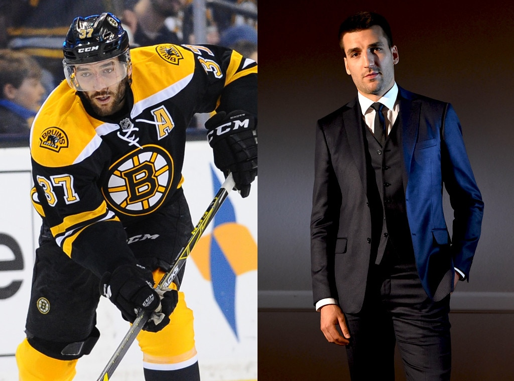 Patrice Bergeron From Hot Hockey Players Hunks Of The Nhl -9362