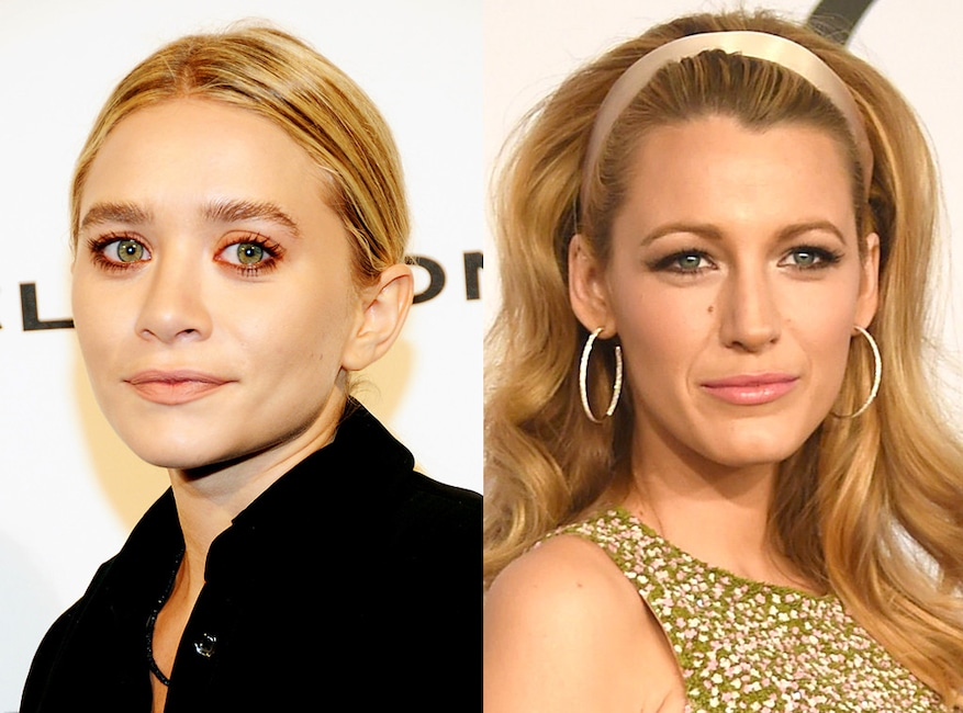Ashley Olsen, Blake Lively