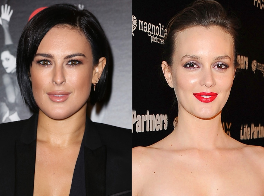 Rumer Willis, Leighton Meester