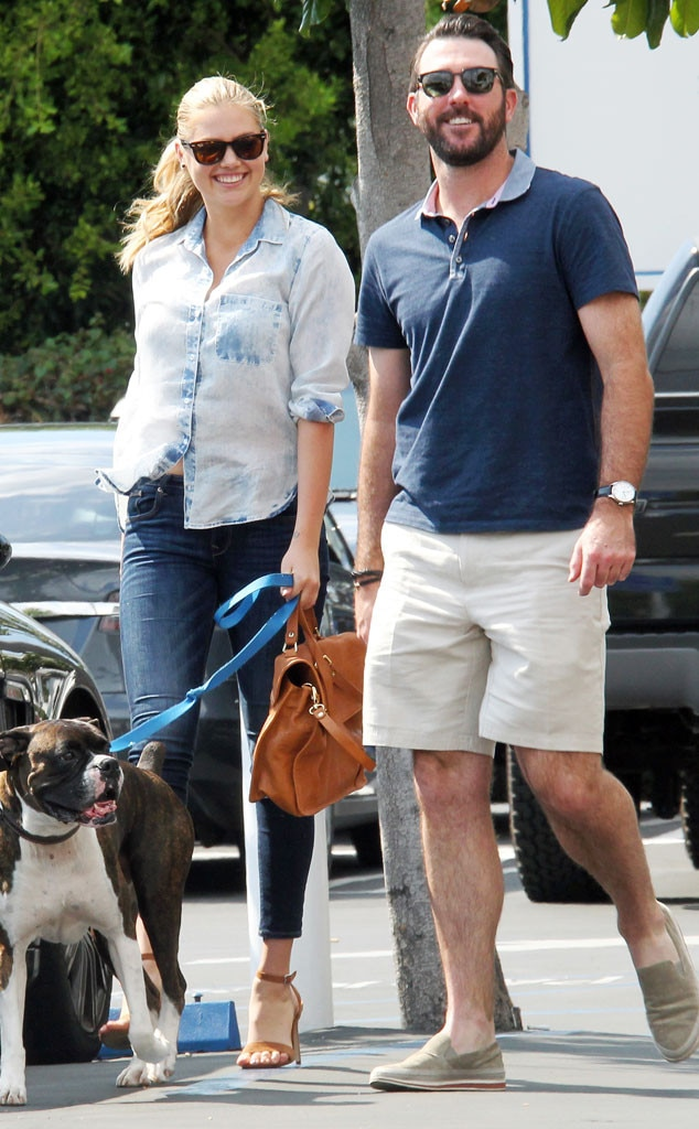 Happy Family From Kate Upton And Justin Verlanders Cutest -7853