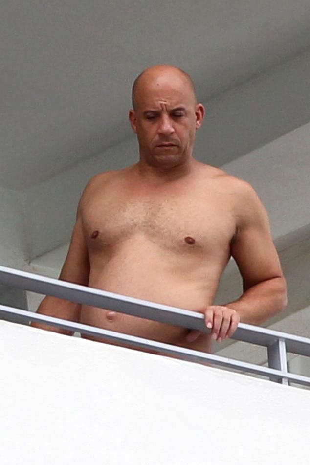 Vin Diesel Nude Photos 29