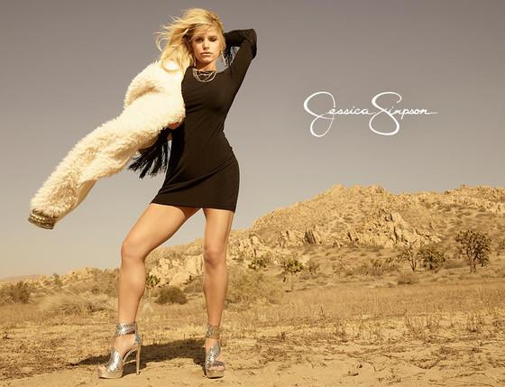 Jessica Simpson, Fall Campaign