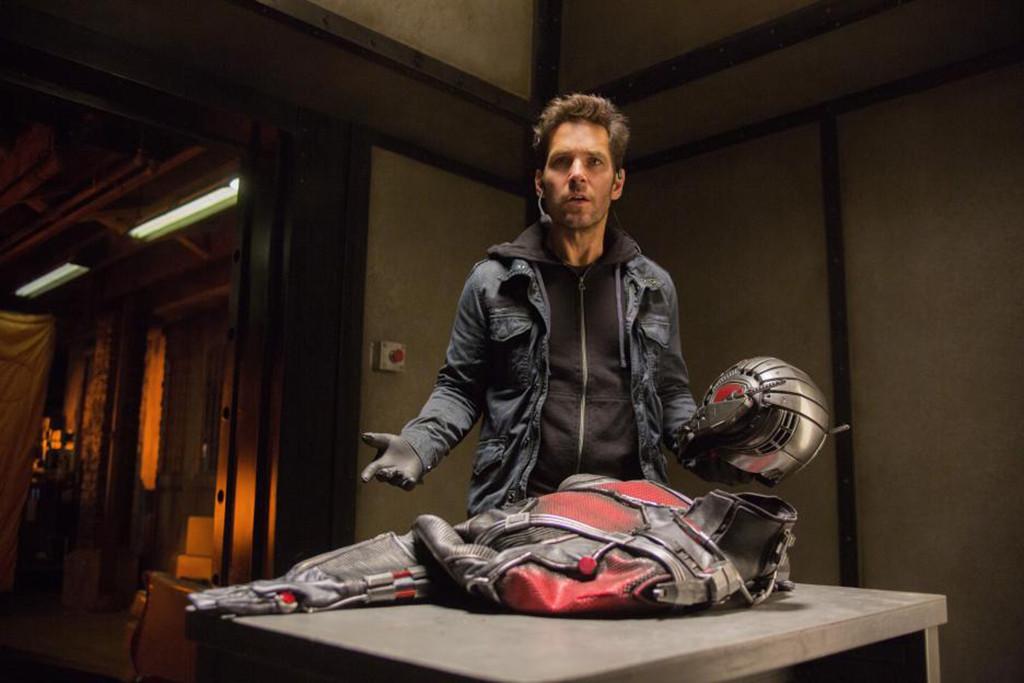 Paul Rudd, Ant-Man