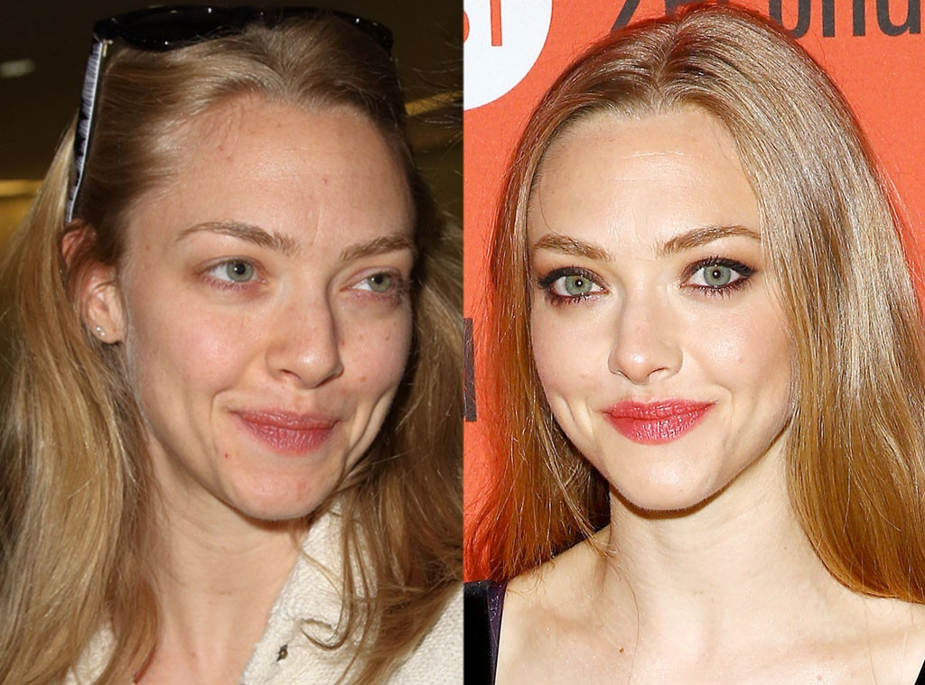 Amanda Seyfried from Stars Without Makeup | E! News