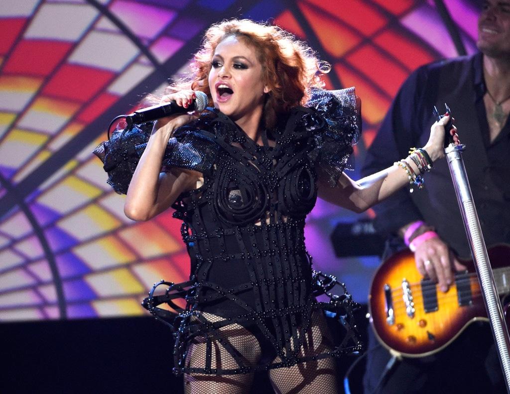 Latin American Music Awards, Paulina Rubio